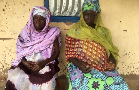 Sarjo en diabetic patient in Kafuta 4
