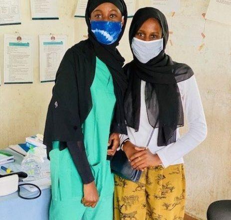 Medics For Humanity Volunteers